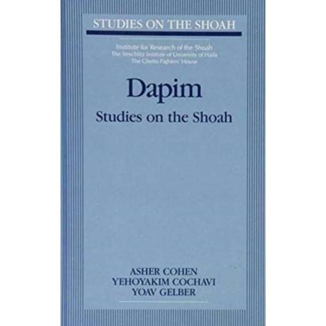 Dapim: Studies on the Shoah