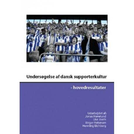 Undersøgelse af dansk supporterkultur: hovedresultater