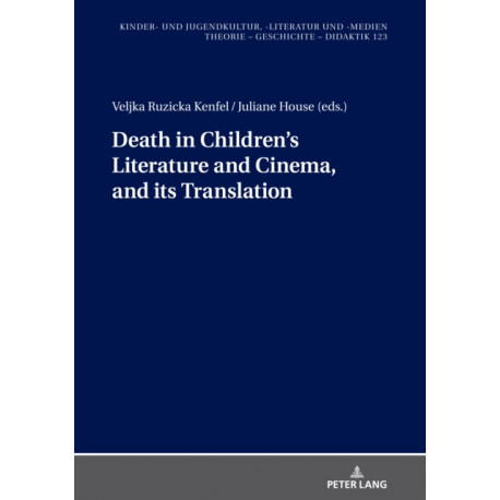 Death in children's literature and cinema, and its translation