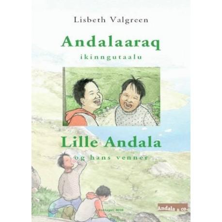 Andalaaraq ikinngutaalu: Lille Andala og hans venner