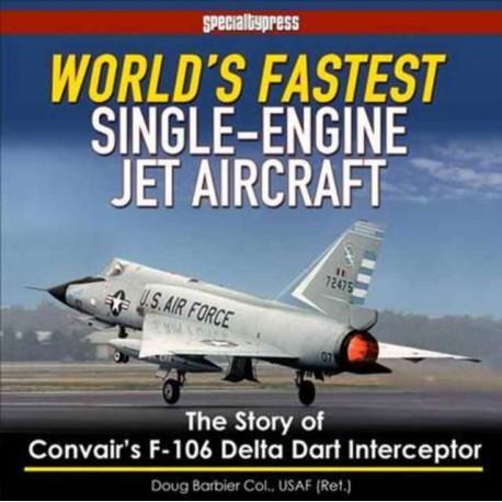 WORLDS FASTEST SINGLE ENGINED JET AIRCRA