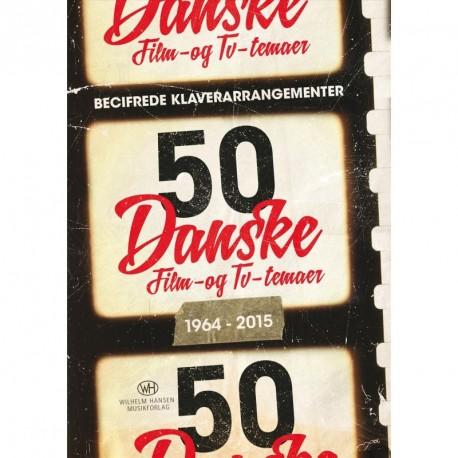 50 danske film- og tv-temaer: 1964-2015