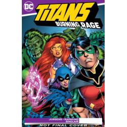 Titans: Burning Rage