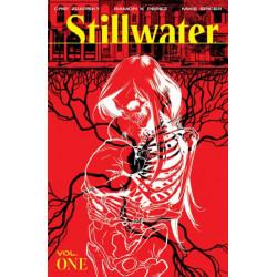 Stillwater by Zdarsky & Perez, Volume 1: Rage, Rage
