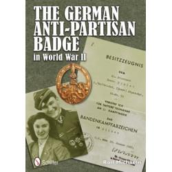 German Anti-Partisan Badge in World War II
