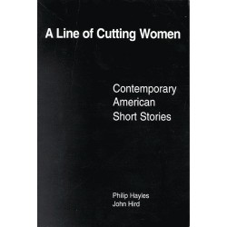 A line of cutting women
