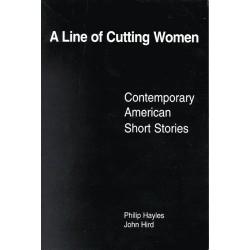 A line of cutting women