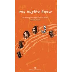 You Oughta Know: om arrangementsmetoder indenfor rytmisk musik