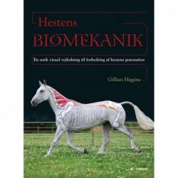 Hestens biomekanik: en unik visuel vejledning til forbedring af hestens præstation