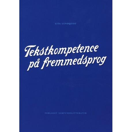 Tekstkompetence på fremmedsprog