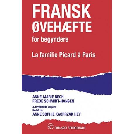 Fransk øvehæfte for begyndere: La famille Lucotte à Autun