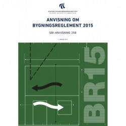 Anvisning om bygningsreglement 2015