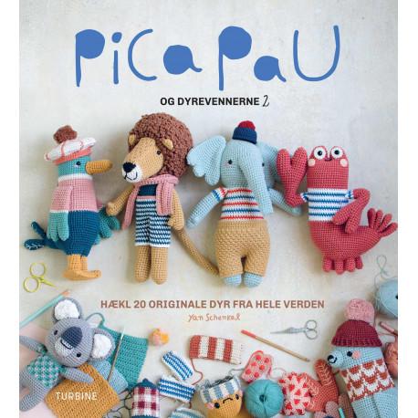 Pica Pau og dyrevennerne 2