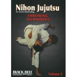 Nihon Jujutsu, Vol. 5: Throwing Techniques: Volume 5: Throwing Techniques