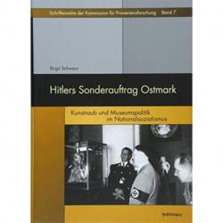 """Schriftenreihe der Kommission fA""""r Provenienzforschung: Kunstraub und Museumspolitik im Nationalsozialismus"""