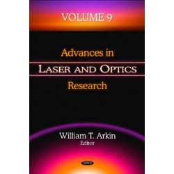 Advances in Laser & Optics Research: Volume 9
