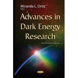 Advances in Dark Energy Research