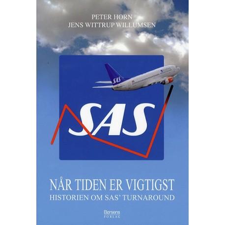 SAS - når tiden er vigtigst: Historien om SAS turnaround