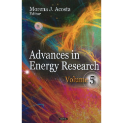 Advances in Energy Research: Volume 5