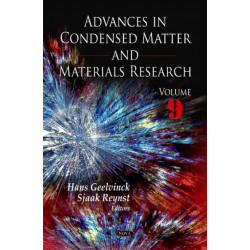 Advances in Condensed Matter & Materials Research: Volume 9