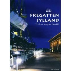 Fregatten Jylland: Verdens længste træskib