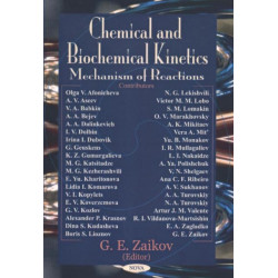Chemical & Biochemical Kinetics: Mechanism of Reactions