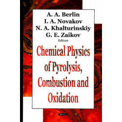 Chemical Physics of Pyrolysis, Combustion & Oxidation