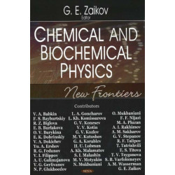 Chemical & Biochemical Physics: New Frontiers