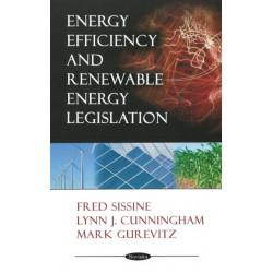 Energy Efficiency & Renewable Energy Legislation