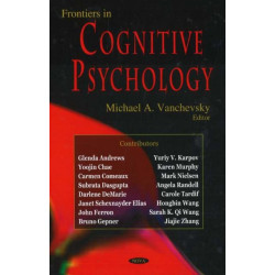 Frontiers in Cognitive Psychology