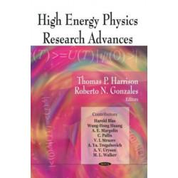 High Energy Physics Research Advances
