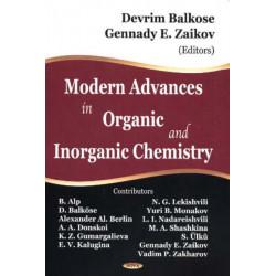 Modern Advances in Organic & Inorganic Chemistry