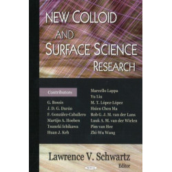 New Colloid & Surface Science Research