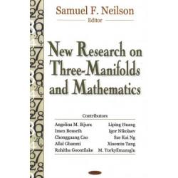 New Research on Three-Manifolds & Mathematics