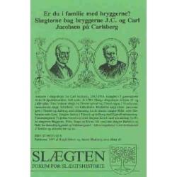 Er du i familie med bryggerne: slægterne bag bryggerne J.C. og Carl Jacobsen på Carlsberg