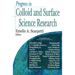 Progress in Colloid & Surface Science Research