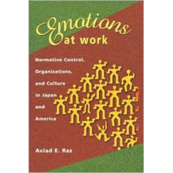 Emotions at Work: Normative Control, Organizations, and Culture in Japan and America