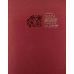 Corpus of Maya Hieroglyphic Inscriptions, Volume 4: Part 3: Uxmal, Xcalumkin