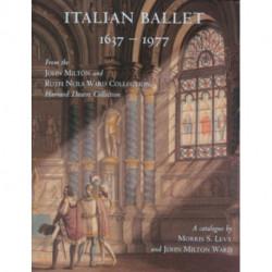 Italian Ballet 1637-1977