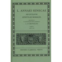 Seneca Epistulae Vol. I