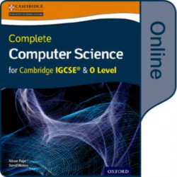 Complete Computer Science for Cambridge IGCSE (R) & O Level Online Student Book