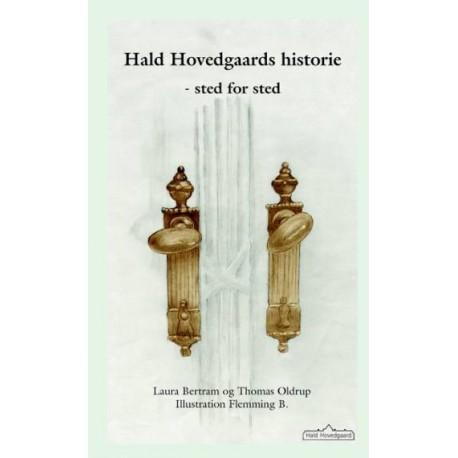 Hald Hovedgaards historie: sted for sted