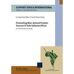 Promoting Non-Animal Protein Sources in Sub-Saharan Africa: An Interdisciplinary Study