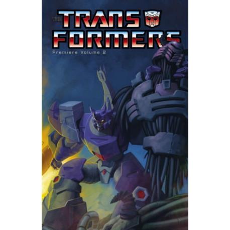 Transformers: Premiere Edition Volume 2