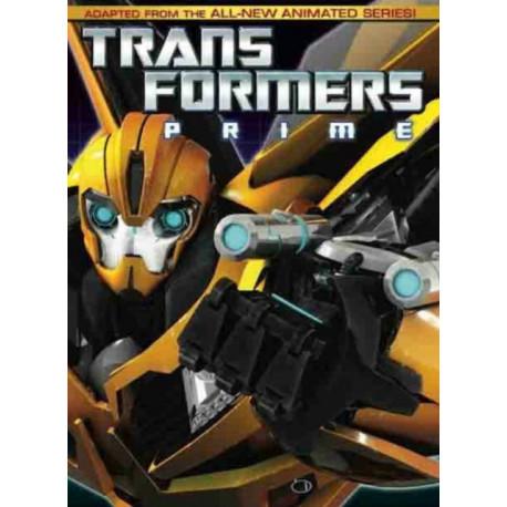 Transformers Prime: Darkness Falls