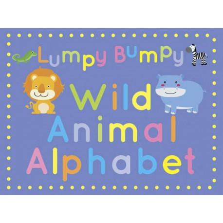 Lumpy Bumpy Wild Animal Alphabet