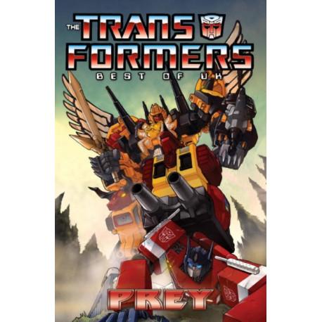 Transformers: Best of the UK - Prey