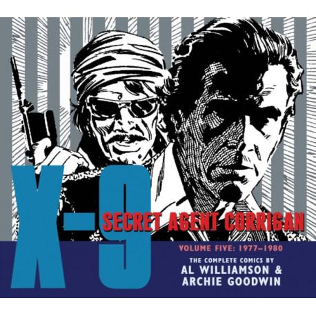 X-9 Secret Agent Corrigan Volume 5