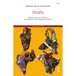Drafts: Drafts 39-57, Pledge, with Draft, unnumbered: Precis