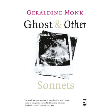 Ghost & Other Sonnets